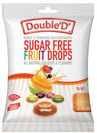 Sugar Free Fruit Drops