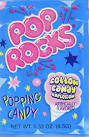 Pop Rocks - Cotton Candy