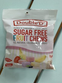 DoubleD Fruit Chews